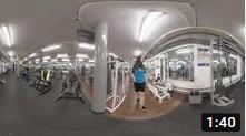 360 Loughlinstown Gym Floor Ground Level